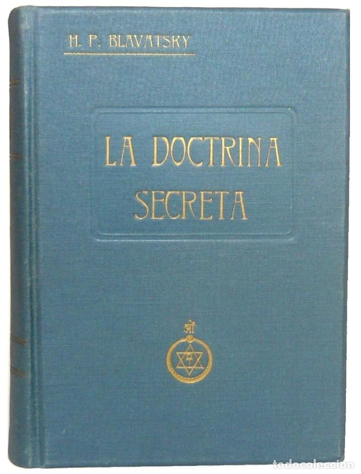1930 - esoterismo, ocultismo - h  p  blavatsky: - Sold