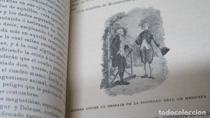 Libros antiguos: MISTERIOS DE LA CIENCIA. animal, sonambulismo,hipnotismo,espiritismo- ARMANDO BAEZA. - Foto 5 - 154329562