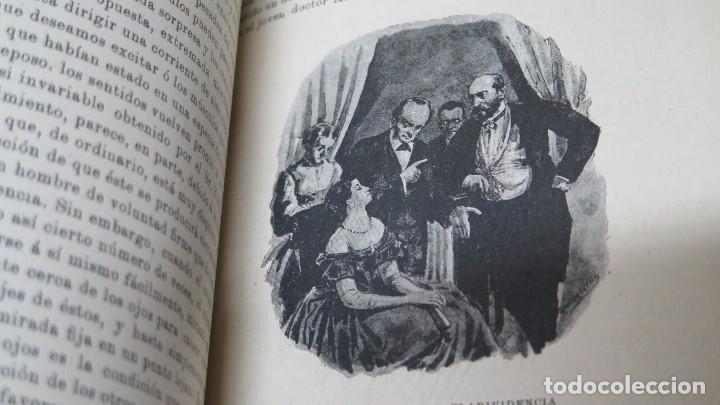 Libros antiguos: MISTERIOS DE LA CIENCIA. animal, sonambulismo,hipnotismo,espiritismo- ARMANDO BAEZA. - Foto 6 - 154329562
