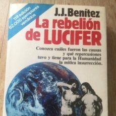 Libros antiguos: LA REBELIÓN DE LUCIFER. Lote 155166086