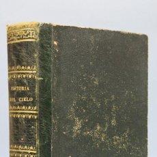 Libros antiguos: 1874.- LAS MARAVILLAS DEL CIELO. CAMILO FLAMMARION. Lote 155362206