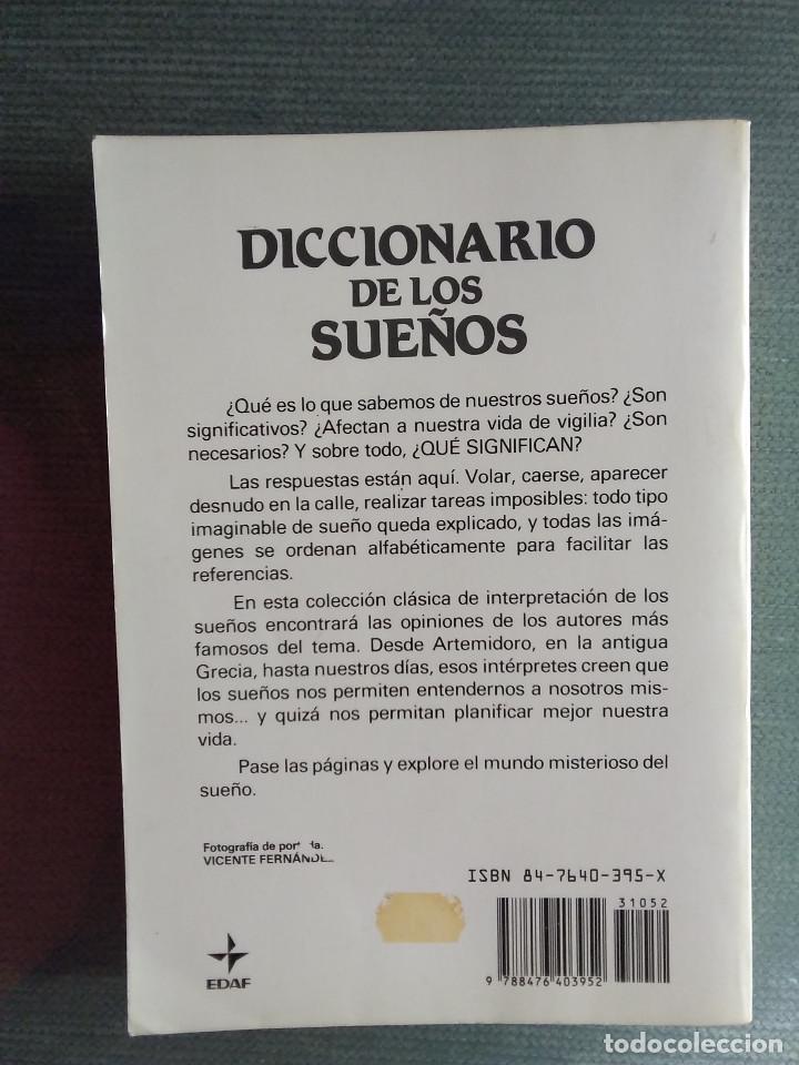 Libros antiguos: LIBRO EL DICCIONARIO DE LOS SUEÑOS/ RAPHAEL - Foto 2 - 156957134