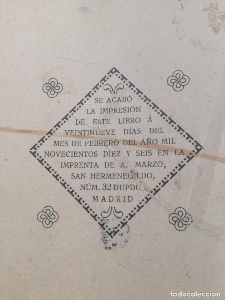 Libros antiguos: EL LIBRO DE LAS ADIVINANZAS O SEA LA BUENAVENTURA - GITANA AZUCENA (1916) - ARTE DE ATRAPAR MARIDO - Foto 10 - 157949390
