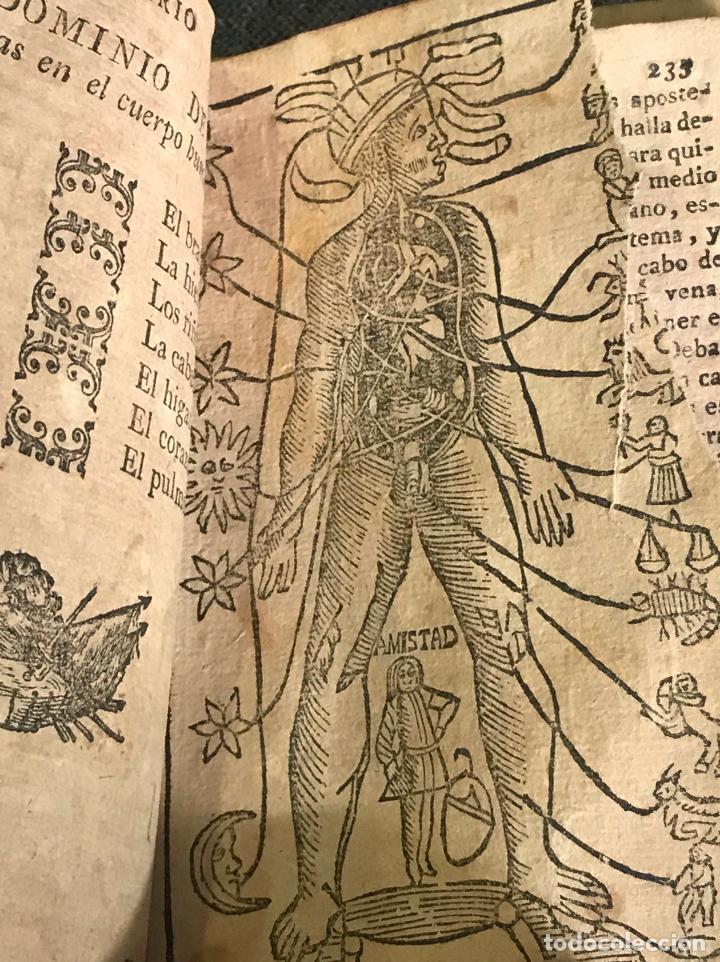 EL NON PLUS ULTRA DE EL LUNARIO Y PRONÓSTICO PERPETUO GERONIMO CORTES SIGLO XVIII (Libros Antiguos, Raros y Curiosos - Parapsicología y Esoterismo)