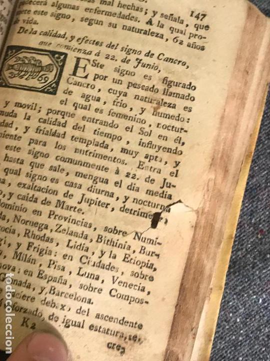 Libros antiguos: EL NON PLUS ULTRA DE EL LUNARIO Y PRONÓSTICO PERPETUO GERONIMO CORTES siglo XVIII - Foto 4 - 158831878
