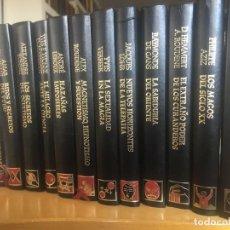 Libros antiguos: LOTE DE 12 LIBROS SOBRE ESOTERISMO Y PARACIENCIAS. MUY BUENE ESTADO. Lote 164945706