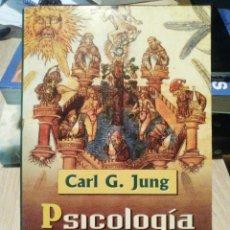Libros antiguos: PSICOLOGÍA Y ALQUIMIA (C.G.JUNG) GRUPO EDITORIAL TOMO (2007). Lote 173350037