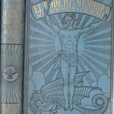 Libros antiguos: ATKINSON Y BEALS : EL PODER DE LA MEMORIA (A. ROCH, C, 1930). Lote 167520017