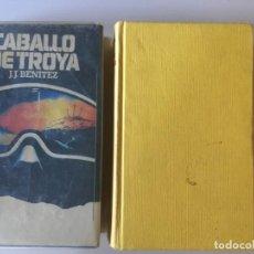 Libros antiguos: DOS TOMOS DE CABALLO DE TROYA UNO - PRIMERAS EDICIONES AMBOS EN SUS EDITORIALES. Lote 168613844