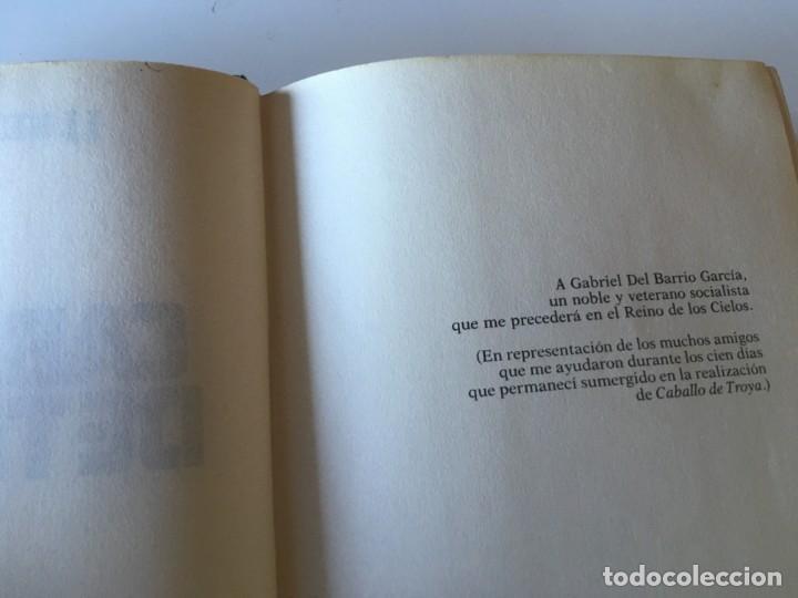 Libros antiguos: DOS TOMOS DE CABALLO DE TROYA UNO - PRIMERAS EDICIONES AMBOS EN SUS EDITORIALES - Foto 2 - 168613844