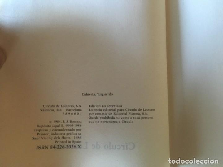 Libros antiguos: DOS TOMOS DE CABALLO DE TROYA UNO - PRIMERAS EDICIONES AMBOS EN SUS EDITORIALES - Foto 7 - 168613844