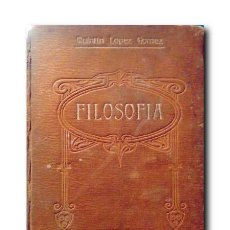 Libros antiguos: FILOSOFÍA. DOCTRINA ESPIRITISTA. LÓPEZ GÓMEZ, QUINTÍN. Lote 169841968
