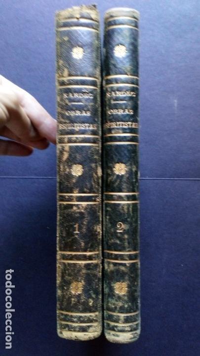 LIBRO DE LOS ESPIRITUS - ALLAN KARDEC (Libros Antiguos, Raros y Curiosos - Parapsicología y Esoterismo)