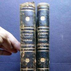 Libros antiguos: LIBRO DE LOS ESPIRITUS - ALLAN KARDEC. Lote 170849395