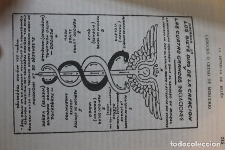 Libros antiguos: Cristianismo Rosacruz-La Fraternidad Rosacruz - Foto 4 - 170939535