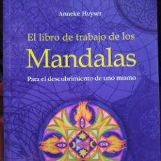 Libros antiguos: EL LIBRO DE TRABAJO DE LOS MANDALAS.. Lote 171753320