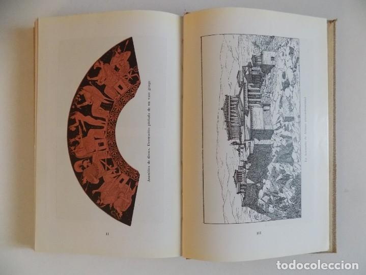 Libros antiguos: LIBRERIA GHOTICA. STEUDING. MITOLOGIA GRIEGA Y ROMANA. ED. LABOR 1930. MUY ILUSTRADO. - Foto 2 - 172459618
