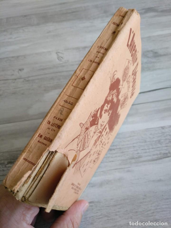 Libros antiguos: RARO: EL PORVENIR DESVELADO POR LAS CARTAS - LAVENIR DÉVOILÉ PAR LES CARTES - Foto 19 - 174581588