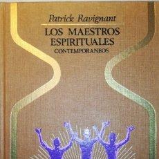 Libros antiguos: LOS MAESTROS ESPIRITUALES OTROS MUNDOS. Lote 174971478