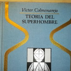 Livros antigos: TEORÍA DEL SUPERHOMBRE - OTROS MUNDOS. Lote 174972297