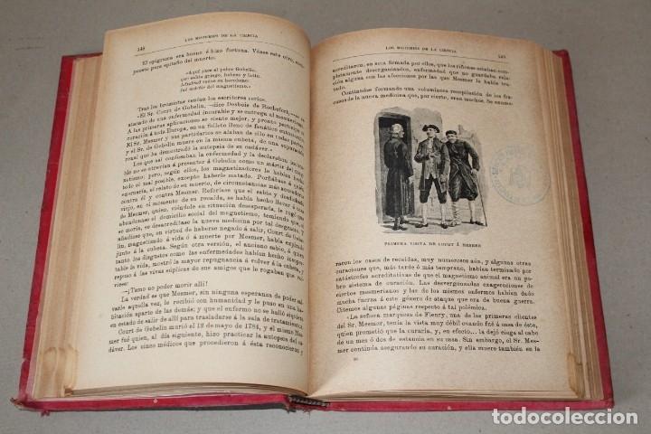 Libros antiguos: MISTERIOS DE LA CIENCIA (SONAMBULISMO, HIPNOTISMO, ESPIRITISMO ETC ETC) - ARMANDO BAEZA SALVADOR - - Foto 4 - 175701948