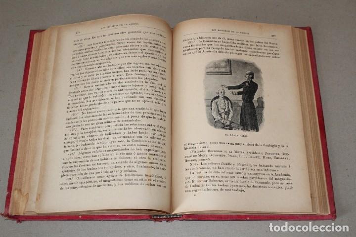Libros antiguos: MISTERIOS DE LA CIENCIA (SONAMBULISMO, HIPNOTISMO, ESPIRITISMO ETC ETC) - ARMANDO BAEZA SALVADOR - - Foto 5 - 175701948