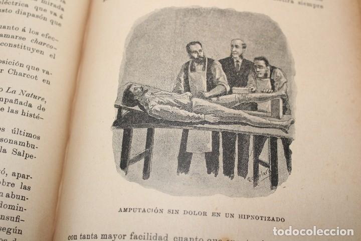 Libros antiguos: MISTERIOS DE LA CIENCIA (SONAMBULISMO, HIPNOTISMO, ESPIRITISMO ETC ETC) - ARMANDO BAEZA SALVADOR - - Foto 6 - 175701948