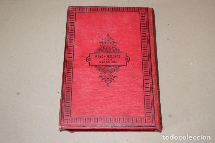 Libros antiguos: MISTERIOS DE LA CIENCIA (SONAMBULISMO, HIPNOTISMO, ESPIRITISMO ETC ETC) - ARMANDO BAEZA SALVADOR - - Foto 10 - 175701948