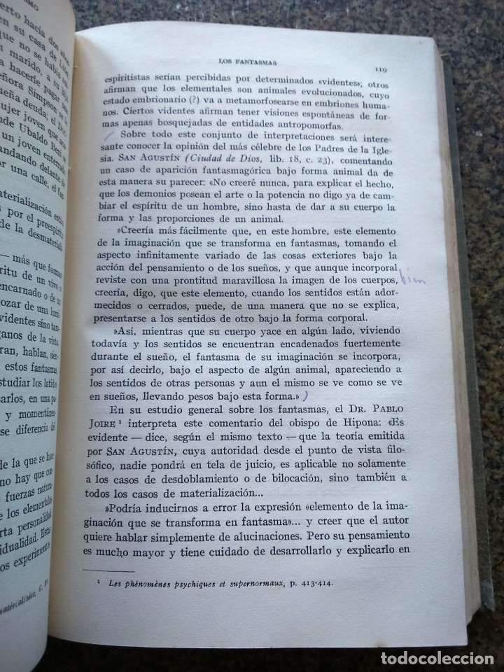 Libros antiguos: LOS FENOMENOS MISTERIOSOS DEL PSIQUISMO -- DOCTOR POODT -- MAGIA, HIPNOTISMO, ESPIRITISMO -- - Foto 2 - 177304563