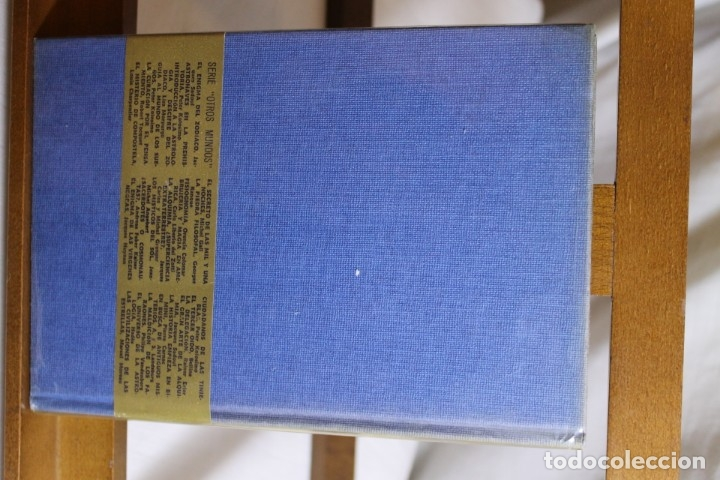 Libros antiguos: FRANK EDWARDS, PLATILLOS VOLANTES AQUÍ Y AHORA, - Foto 3 - 177481393