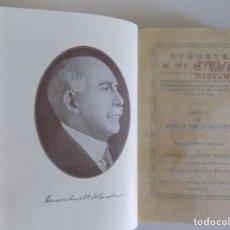 Libros antiguos: LIBRERIA GHOTICA. EDICIÓN MODERNISTA DE ORISON SWETT MARDEN. AYÚDATE A TI MISMO. 1910. Lote 177690950