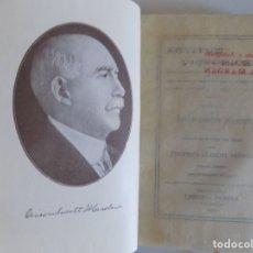 Libros antiguos: LIBRERIA GHOTICA. EDICIÓN MODERNISTA DE ORISON SWETT MARDEN. ACTITUD VICTORIOSA.1910.. Lote 177690958