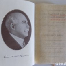 Libros antiguos: LIBRERIA GHOTICA. EDICIÓN MODERNISTA DE ORSON SWETT MARDEN. SED BUENOS CON VOSOTROS MISMOS.1910. Lote 177690970
