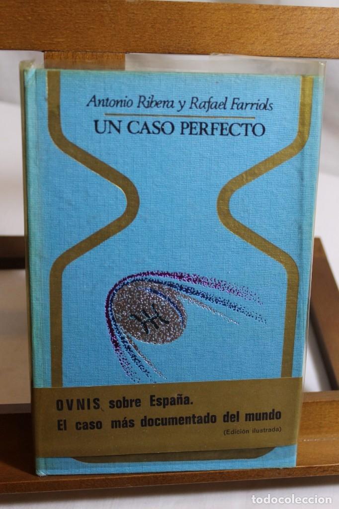 Libros antiguos: ANTONIO RIBERA Y RAFAEL FARRIOLS, UN CASO PERFECTO, 1975, - Foto 2 - 177776644