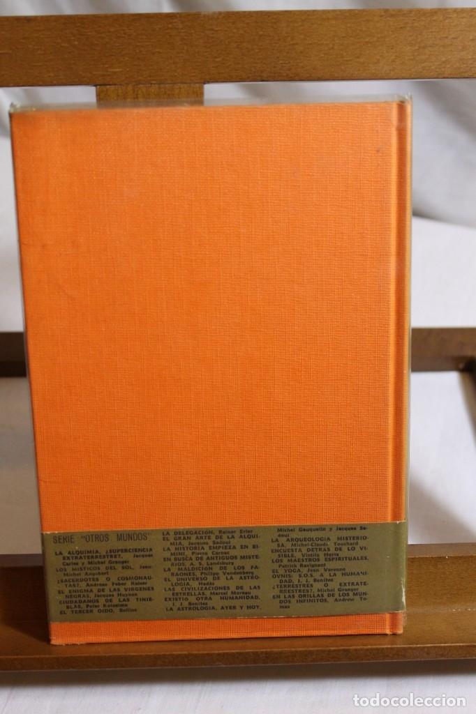 Libros antiguos: JAQUES BERGIER, LOS EXTRATERRESTRES EN LA HISTORIA,1976, - Foto 2 - 177777192