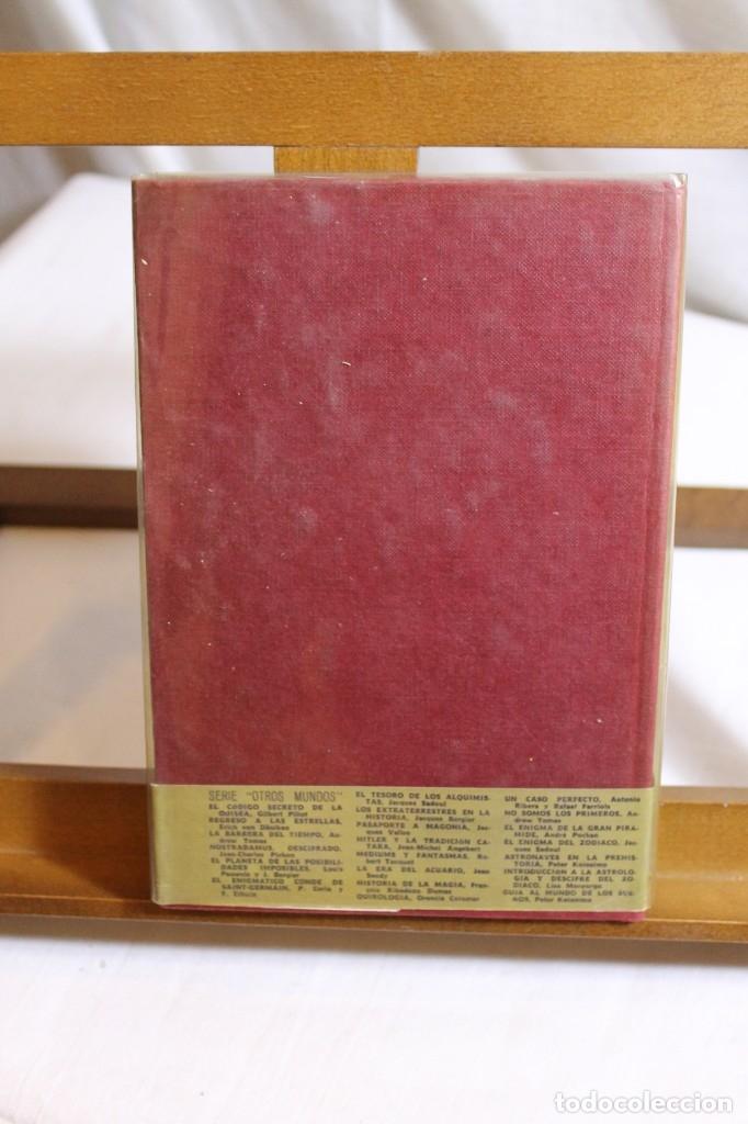 Libros antiguos: ROBERT TOCQUET, LA CURACIÓN POR EL PENSAMIENTO,1970 - Foto 3 - 177777588