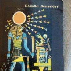 Libros antiguos: EL TAROT PROFETICO :RODOLFO BENAVIDES -- DESCATALOGADO. Lote 177781698