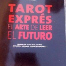 Libros antiguos: TAROT EXPRE EL ARTE DE LEER EL FUTURO, MICHELE MAZILLY,. Lote 177784662