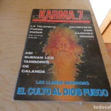 Libros antiguos: REVISTA KARMA 7 245 ABRIL 1993 . Lote 178032415