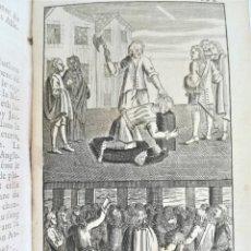 Libros antiguos: LIBRO ORIGINAL,LAS CENTURIAS Y PROFECIAS DE NOSTRADAMUS,SIGLO XVII,AÑO 1690,ASTROLOGIA Y ESOTERISMO.. Lote 178588148