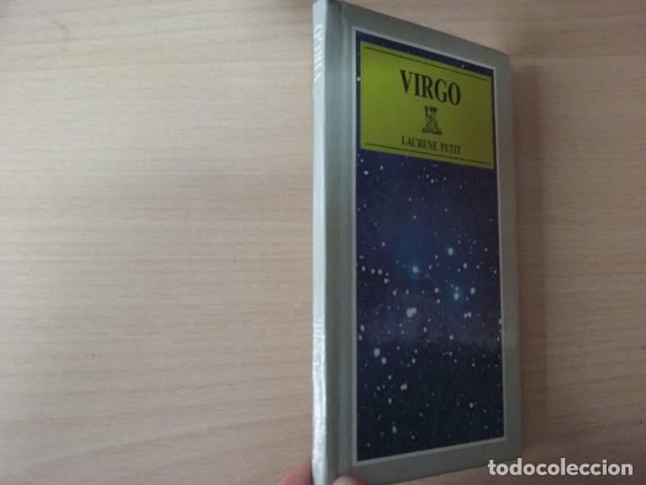Libros antiguos: VIRGO - LAURENE PETIT (ASTROS SIGNOS) - Foto 2 - 179065720