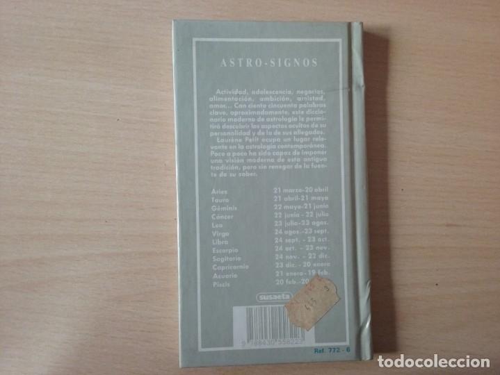 Libros antiguos: VIRGO - LAURENE PETIT (ASTROS SIGNOS) - Foto 10 - 179065720
