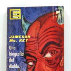 Livros antigos: VIDA SATANÁS. Nº 19 - 1963 - ENCICLOPEDIA POPULAR ILUSTRADA . Lote 181496093