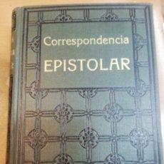 Libros antiguos: SWANI VIVEKANANDA. CORRESPONDENCIA EPISTOLAR . Lote 181991237