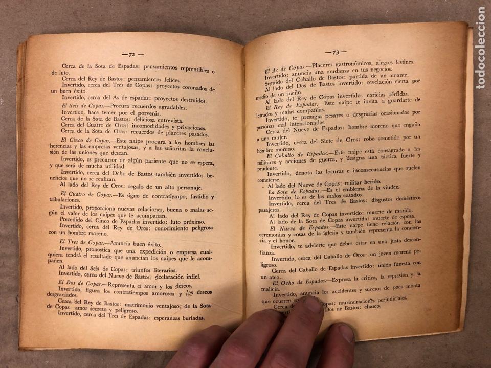 Libros antiguos: LA MAGIA ROJA O SEA EL VERDADERO ARTE PARA INICIARSE EN LOS SECRETOS DE LAS CIENCIAS OCULTAS. - Foto 8 - 183745202