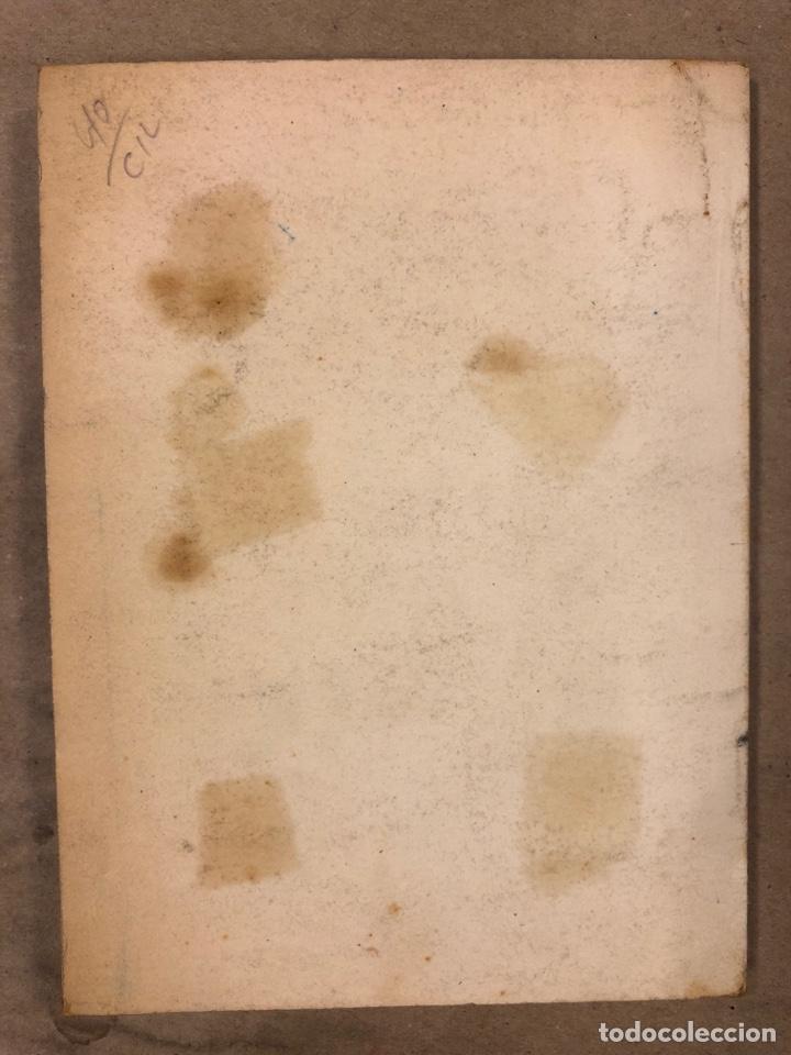 Libros antiguos: LA MAGIA ROJA O SEA EL VERDADERO ARTE PARA INICIARSE EN LOS SECRETOS DE LAS CIENCIAS OCULTAS. - Foto 9 - 183745202