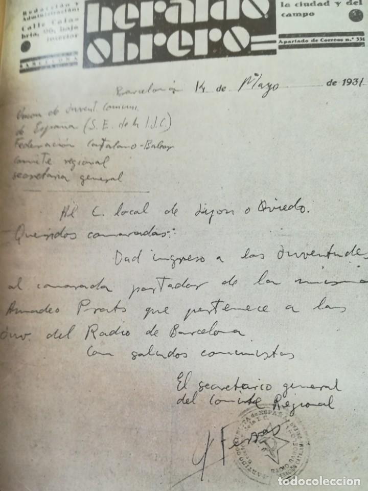 Libros antiguos: LIBRO,LOS PODERES OCULTOS DE ESPAÑA,AÑO 1932,MASONERIA EN EL CATALANISMO.LOS PROTOCOLOS JUDIOS.RARO - Foto 6 - 189176986