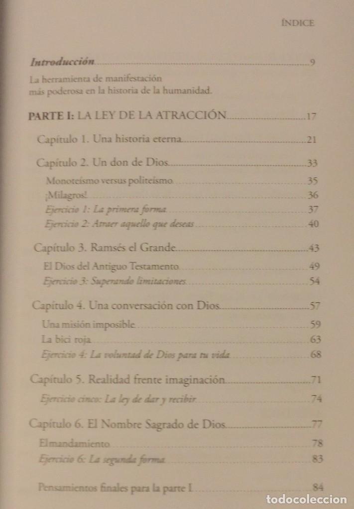 Libros antiguos: EL CÓDIGO MOISÉS+DVD. LA HERRAMIENTA DE MANIFESTACIÓN MÁS PODEROSA - JAMES F. TWYMAN (LIBRO NUEVO) - Foto 2 - 189240231