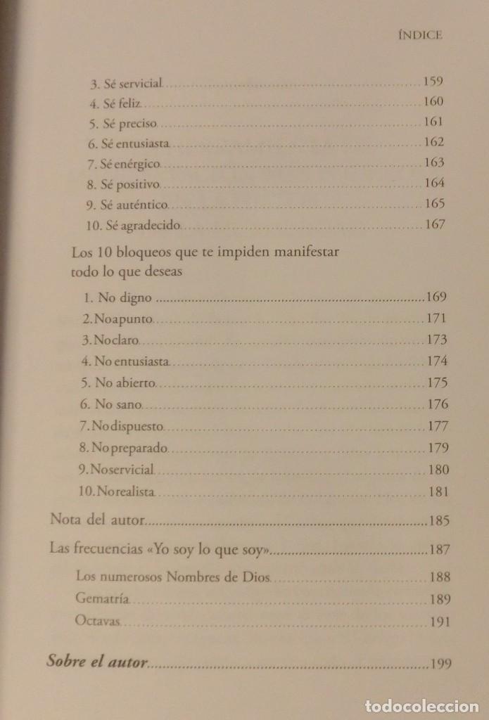 Libros antiguos: EL CÓDIGO MOISÉS+DVD. LA HERRAMIENTA DE MANIFESTACIÓN MÁS PODEROSA - JAMES F. TWYMAN (LIBRO NUEVO) - Foto 4 - 189240231
