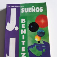Libros antiguos: SUEÑOS - J.J. BENITEZ. Lote 191973686